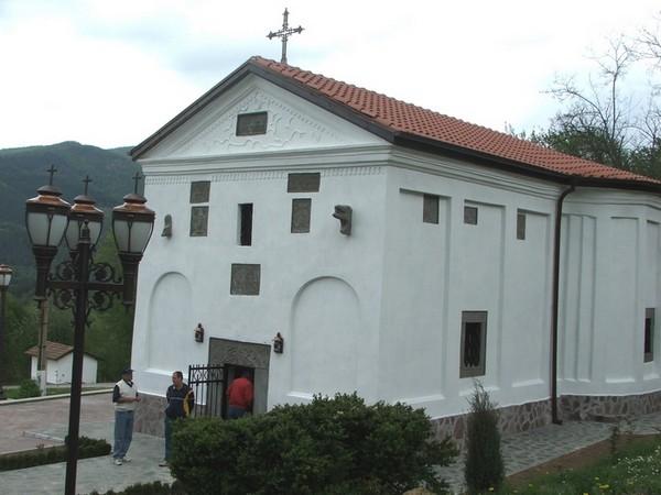 ИМ Правец, Манастир Св. Теодор Тирон, Правец